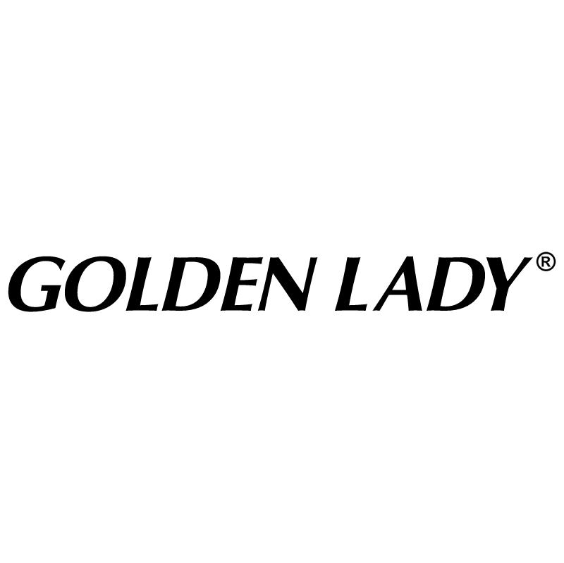 Golden Lady vector