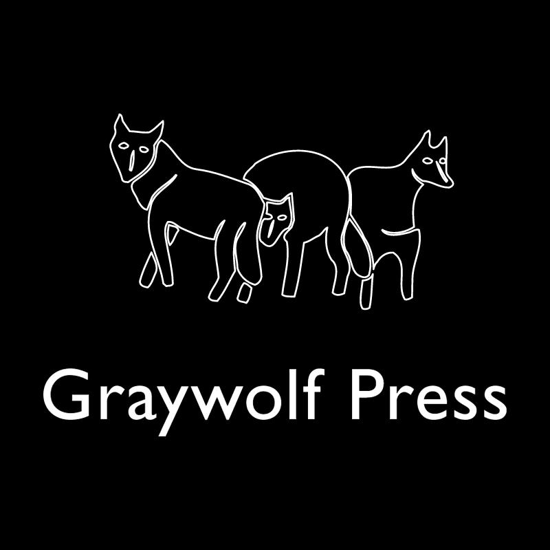 Graywolf Press vector logo