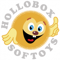 Hollobox Softoys vector