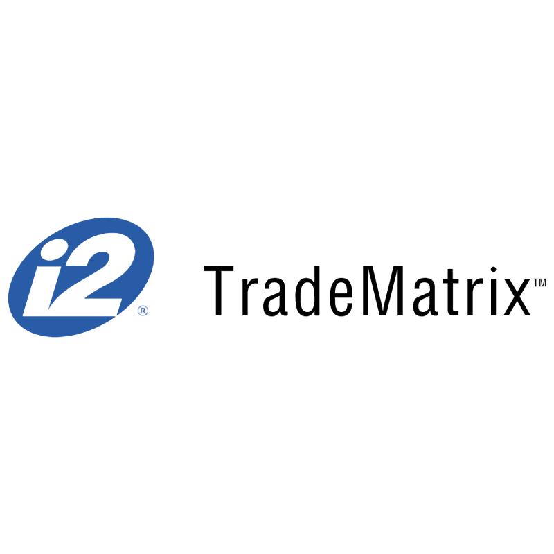 i2 TradeMatrix vector logo