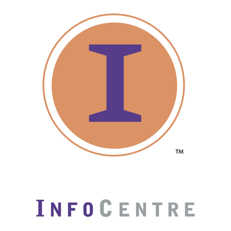 InfoCentre vector logo