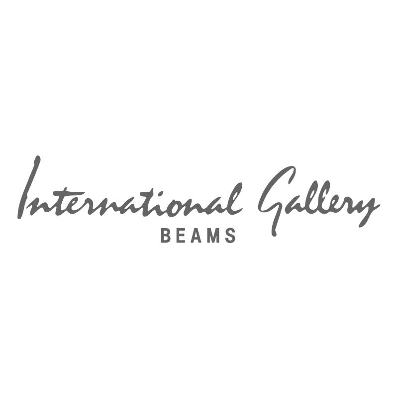 International Gallery Beams vector
