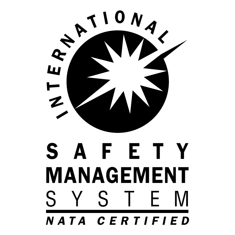 International Safety Management System vector