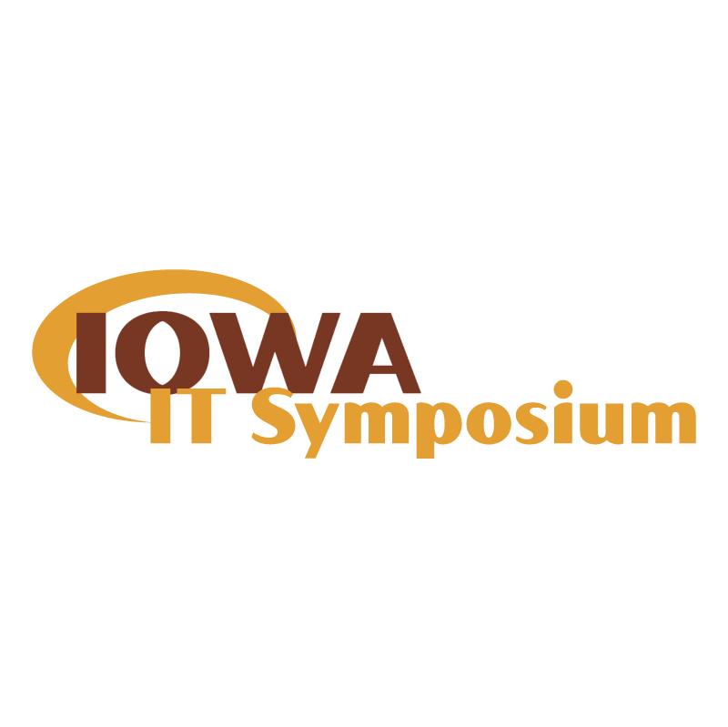 Iowa IT Symposium vector