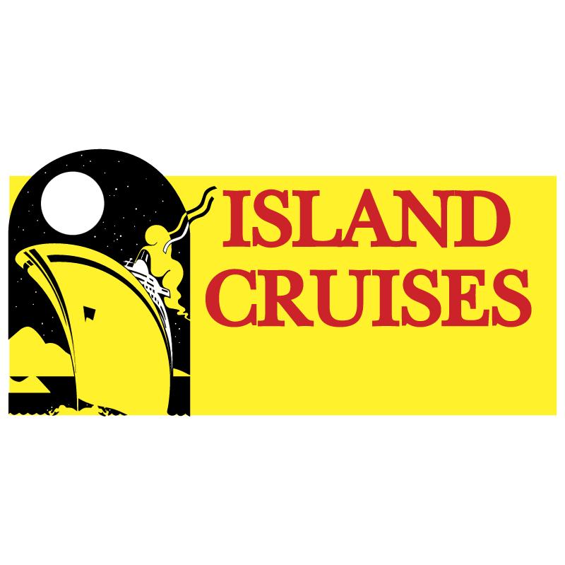 Island Cruises vector