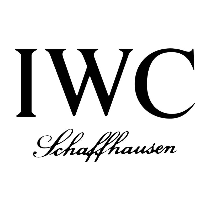 IWC Schaffhausen vector