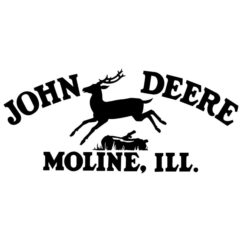 John Deere Moline vector logo