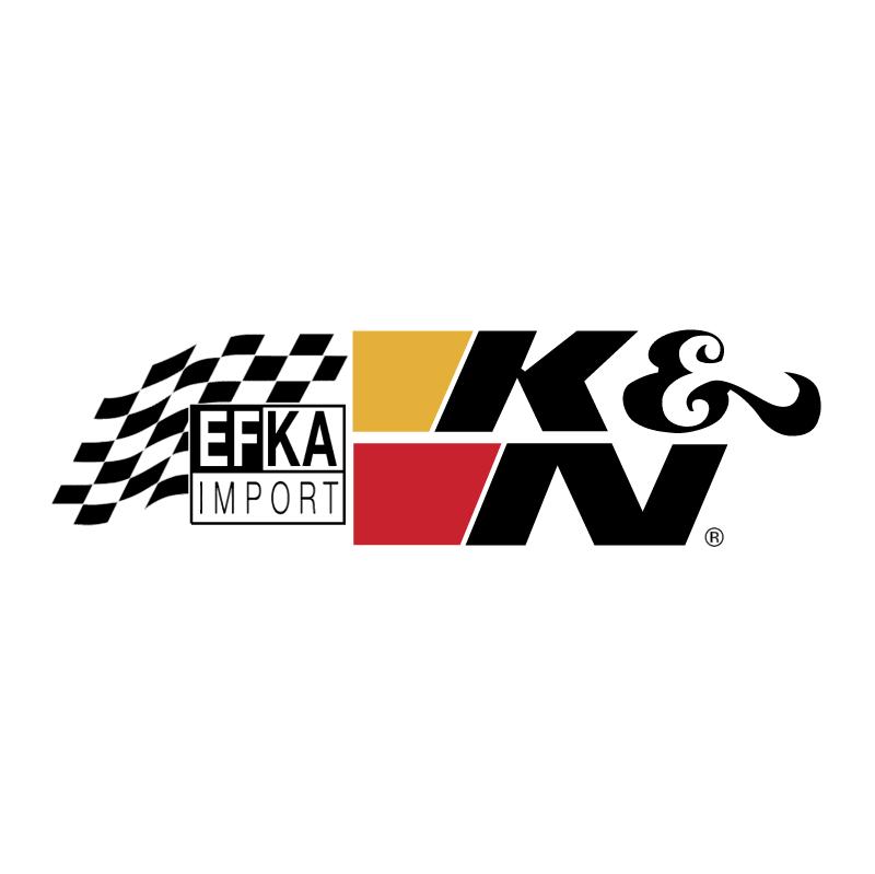 K&N EFKA Import vector