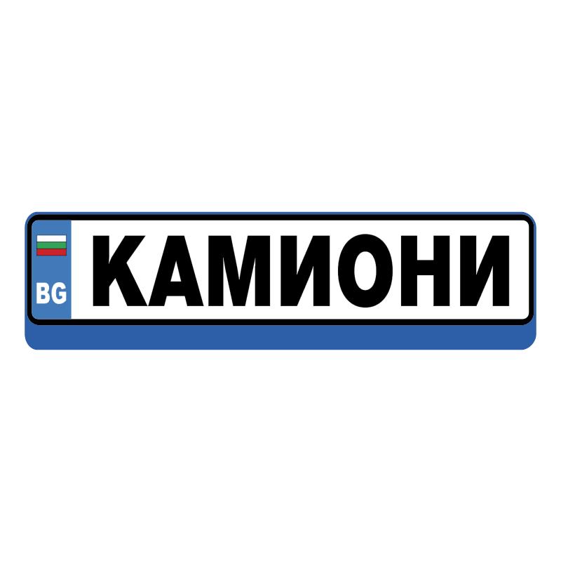 Kamioni Magazine vector