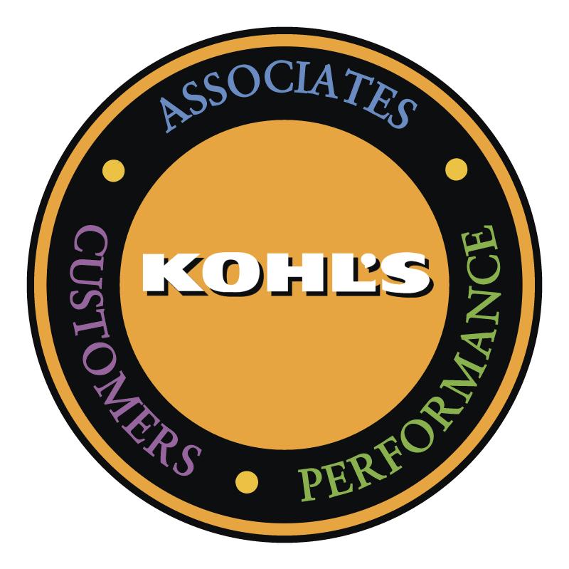 Kohl's Customers Performance Associates vector