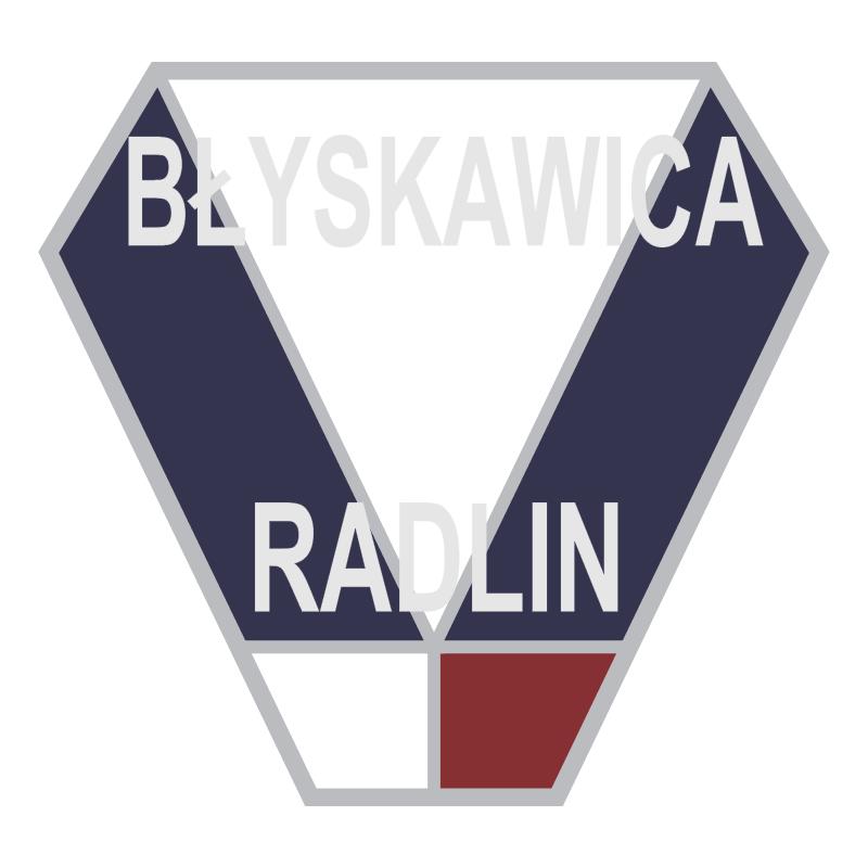 KS Blyskawica Radlin vector