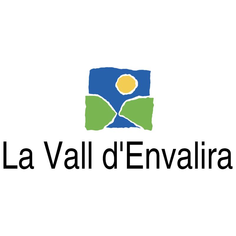 La Vall d'Envalira vector