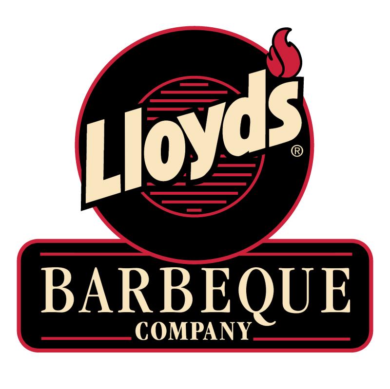 Lloyd's Barbeque vector