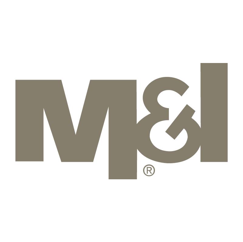 M&I vector logo