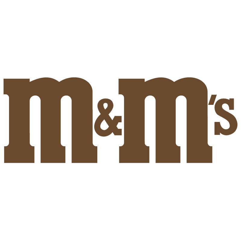 m&m's vector