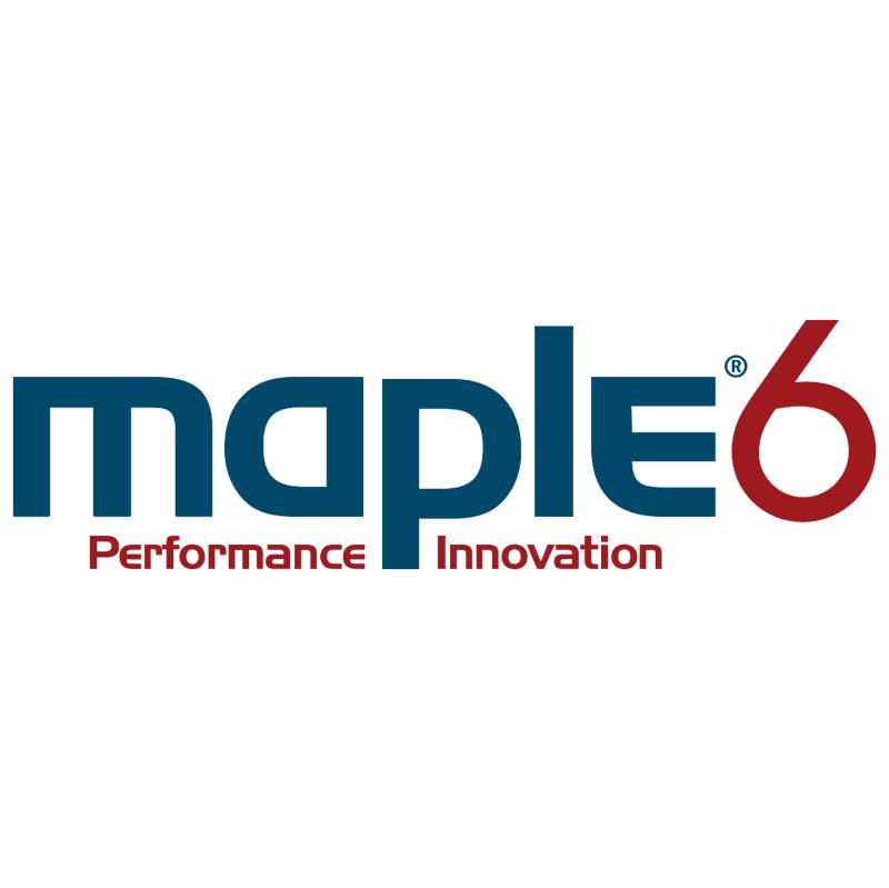 Maple 6 vector logo