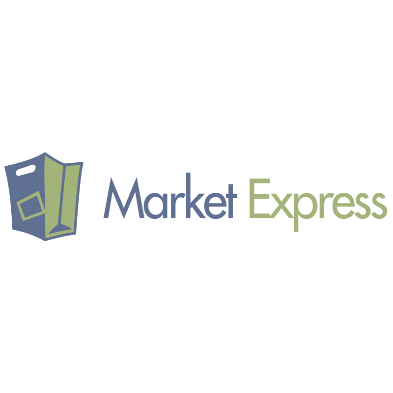 Market Express vector