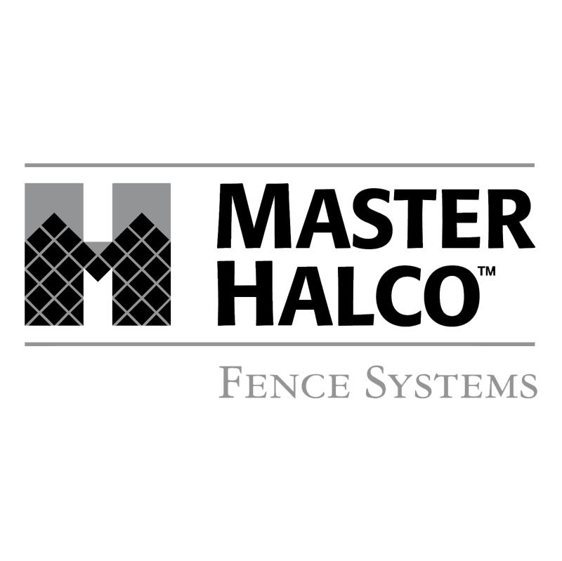 Master Halco vector