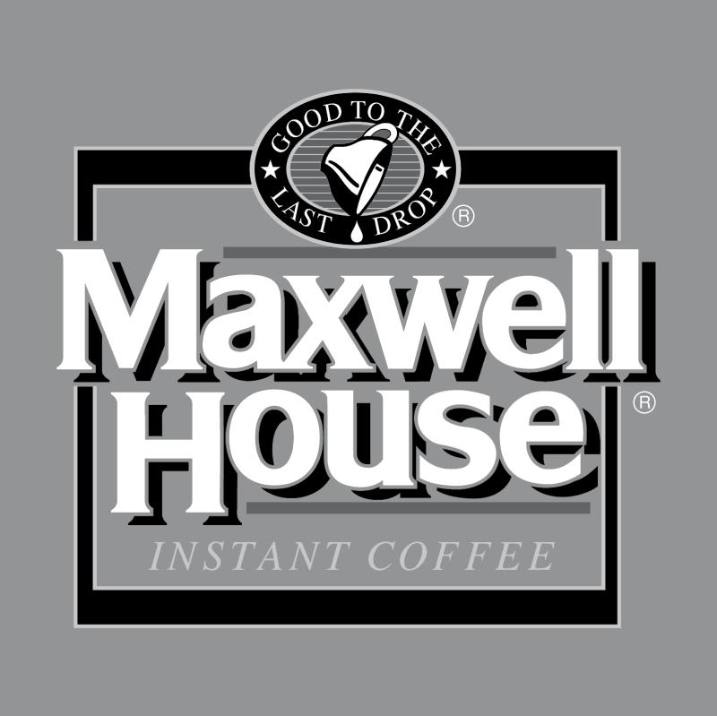 Maxwell House vector