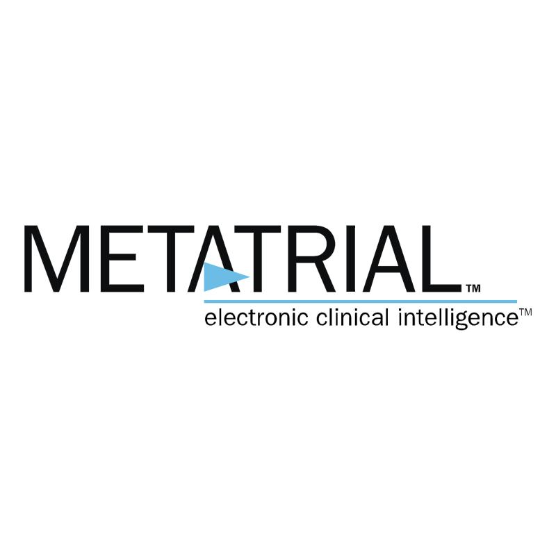 Metatrial vector logo