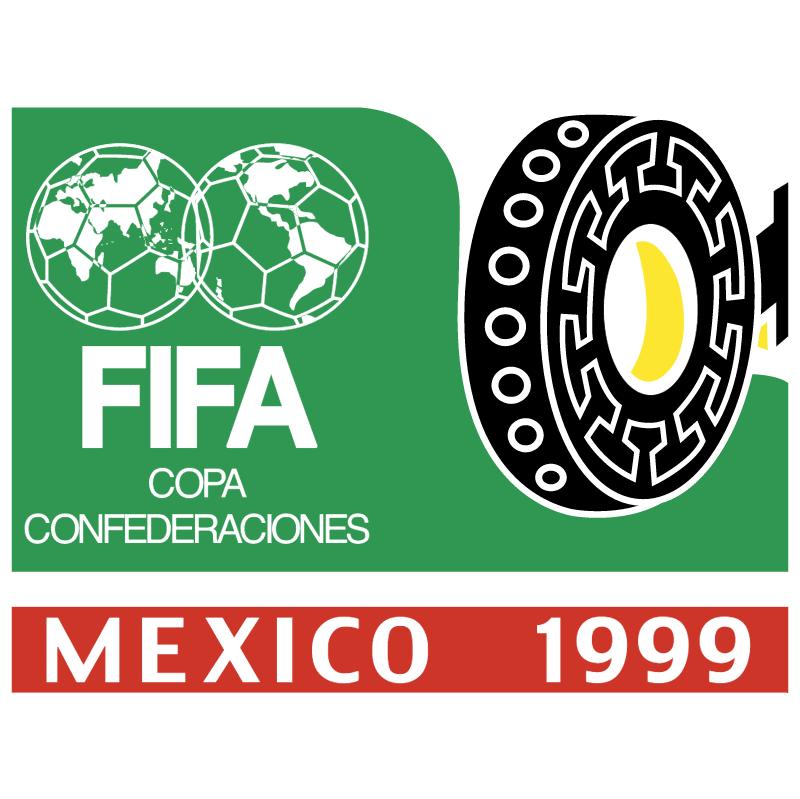 Mexico 1999 vector