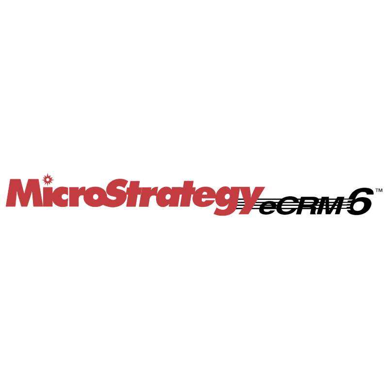 MicroStrategy eCRM vector