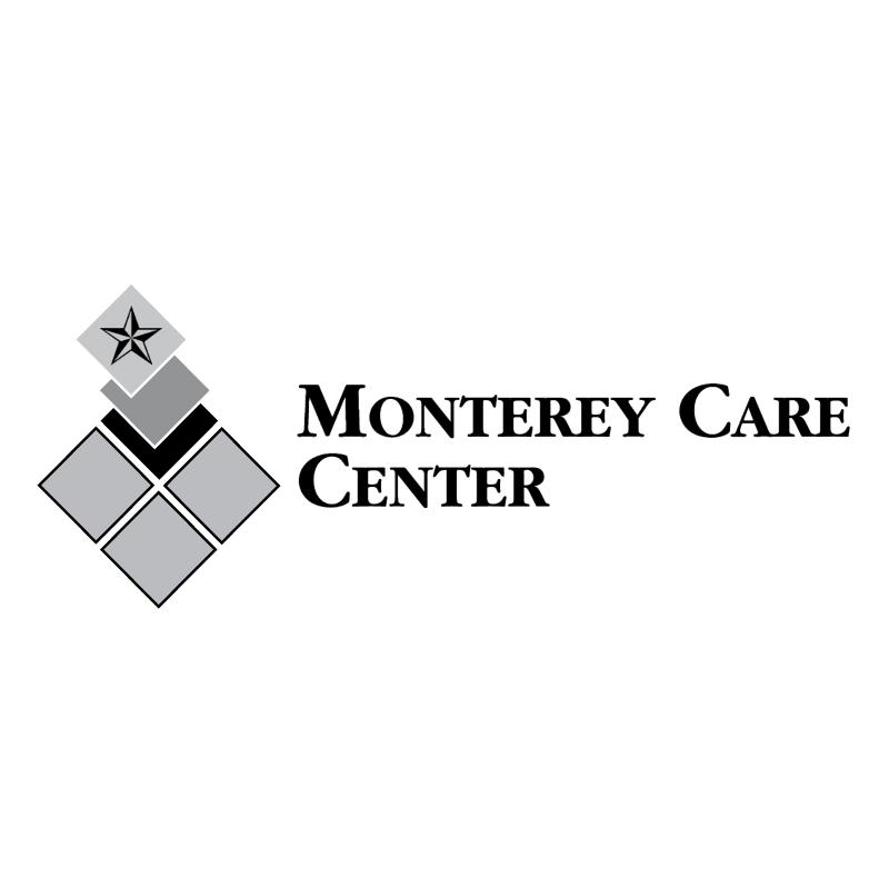 Monterey Care Center vector logo