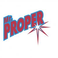 Mr Proper vector