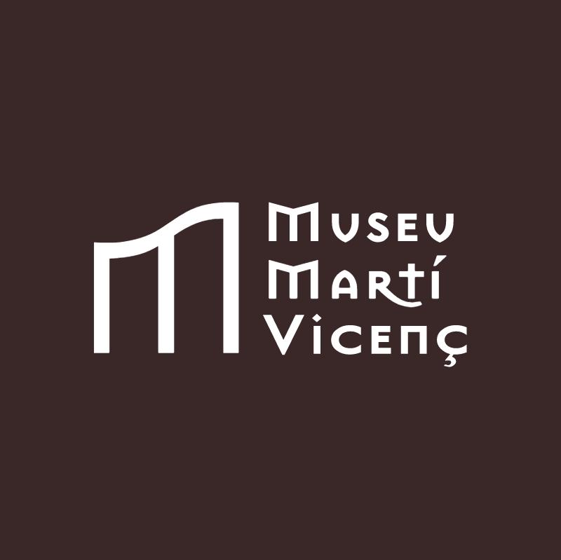 Museu Marti Vicenc vector