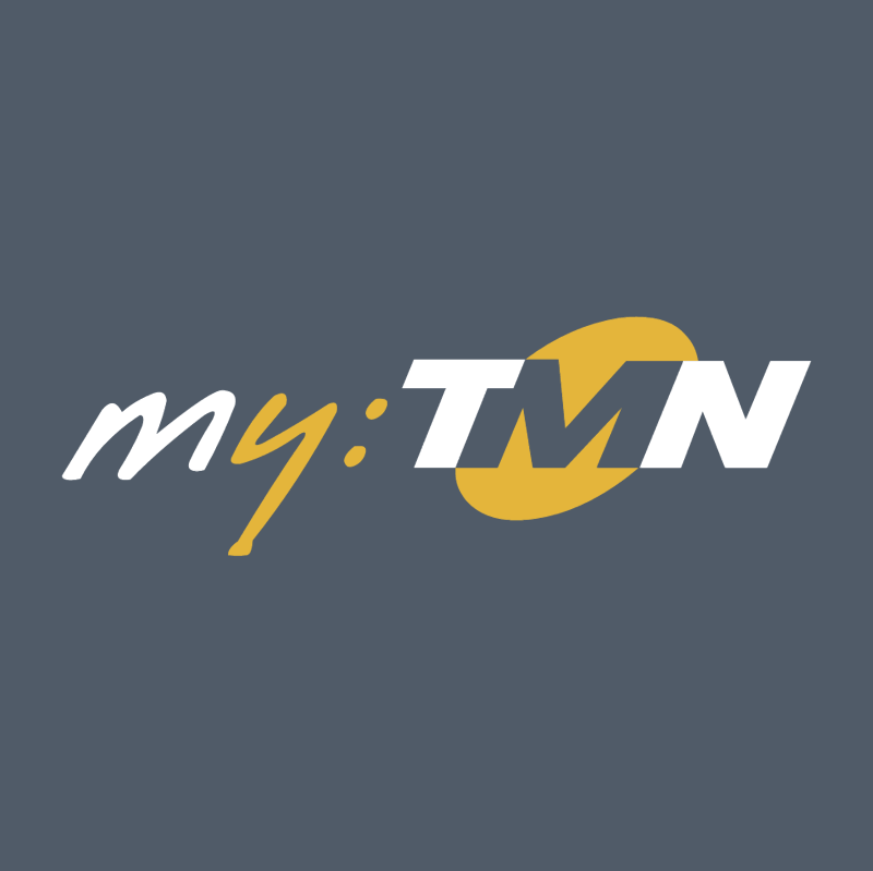 my TMN vector logo