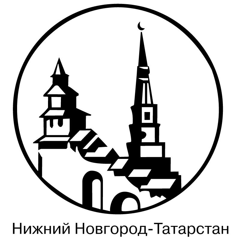 Nizhny Novgorod Tatarstan vector