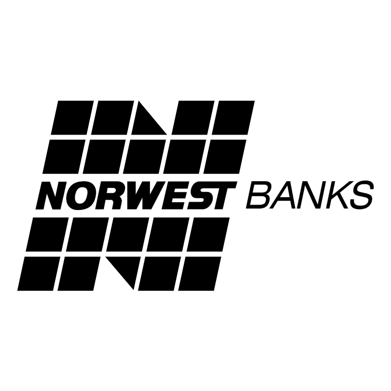 Norwest Banks vector