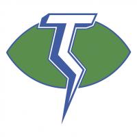 Portland Thunder vector