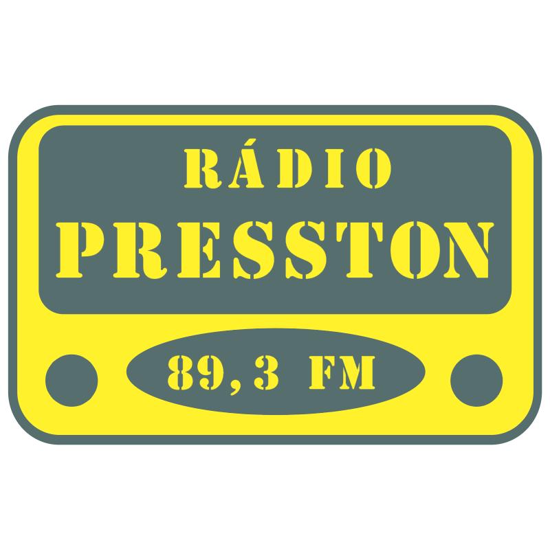 Presston vector logo