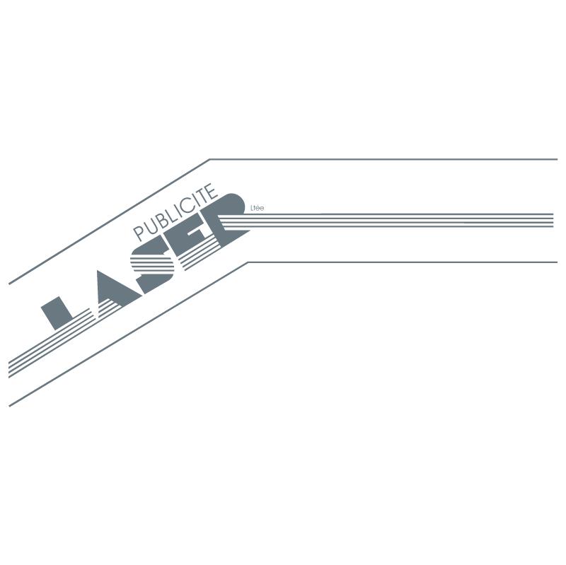 Publicite Laser vector
