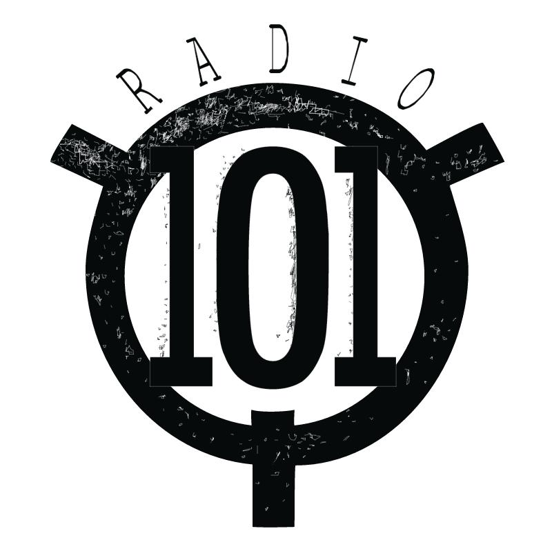 Radio 101 vector