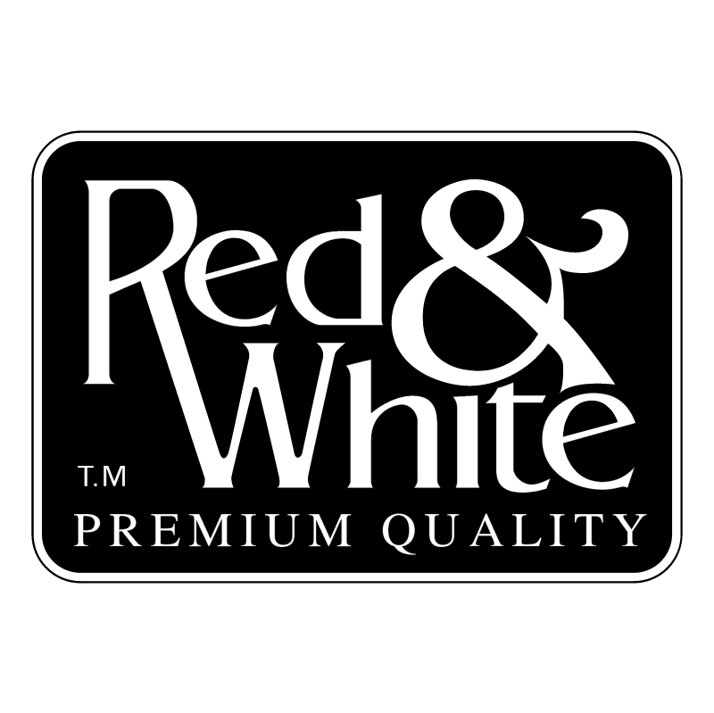 Red & White vector