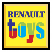 Renault Toys vector