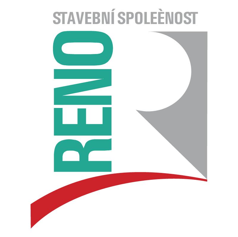 Reno Stavebni Spoleenost vector
