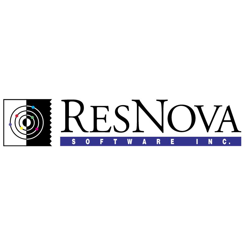 ResNova vector logo