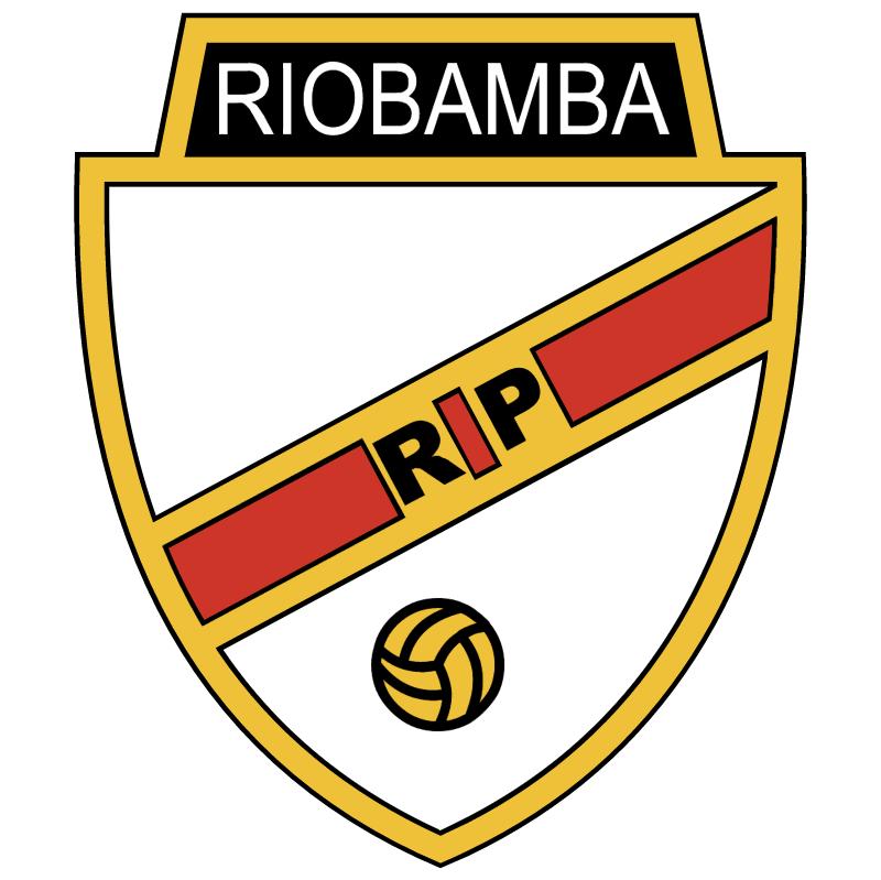 River Plate Rio Bamba vector