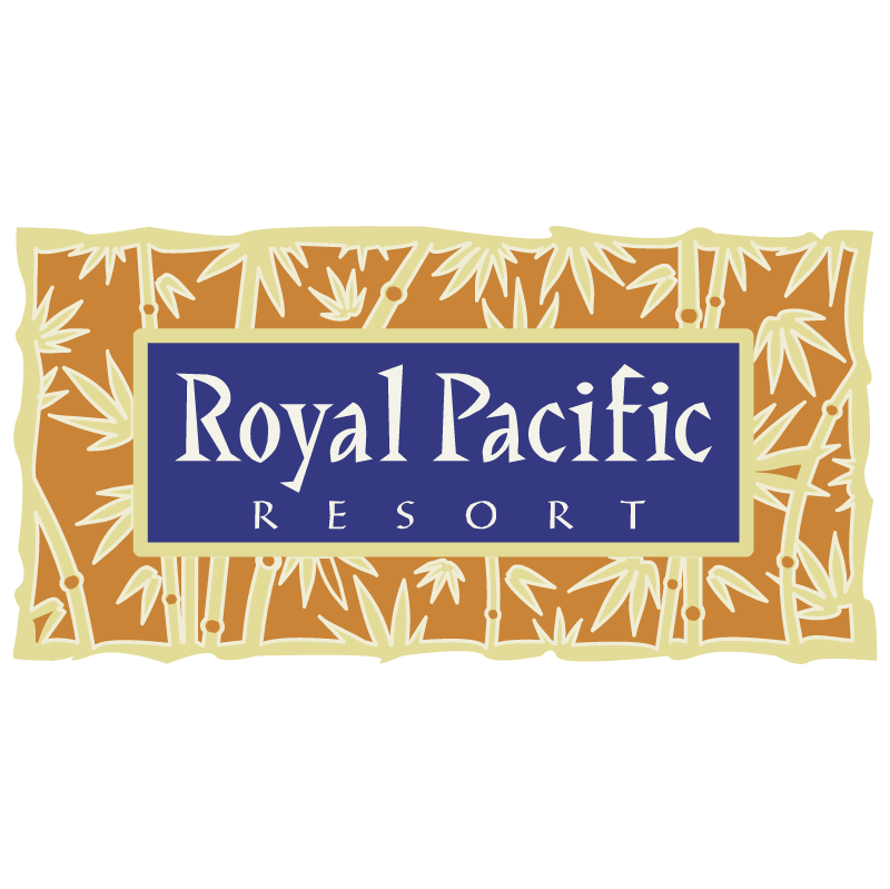 Royal Pacific Resort vector
