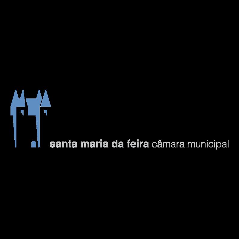 Santa Maria da Feira vector logo