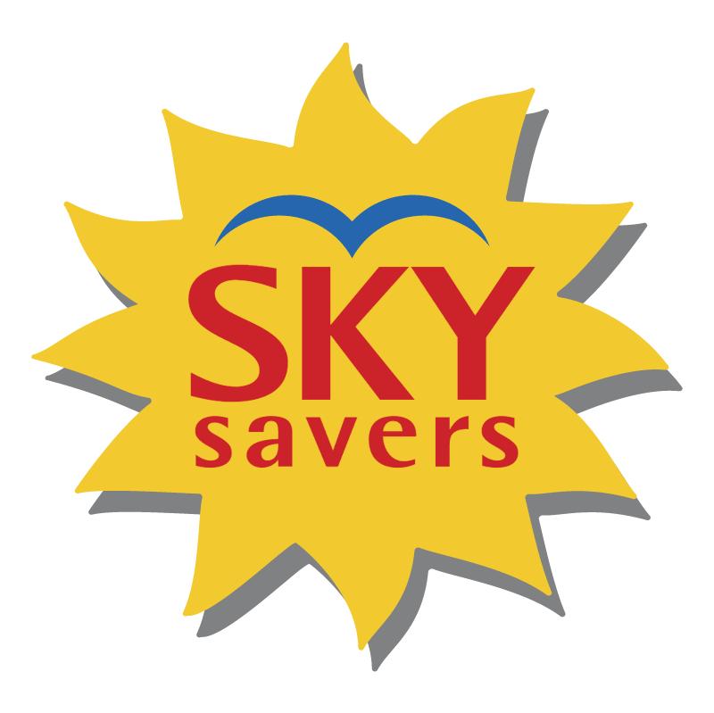 Sky Savers vector