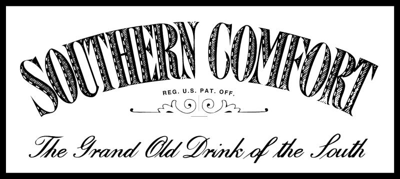 Southern Comfort vector logo