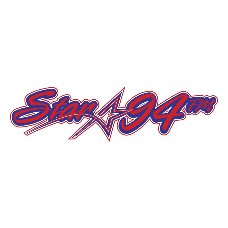 Star 94 FM vector