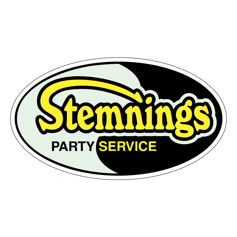 Stemnings Partyservice vector logo