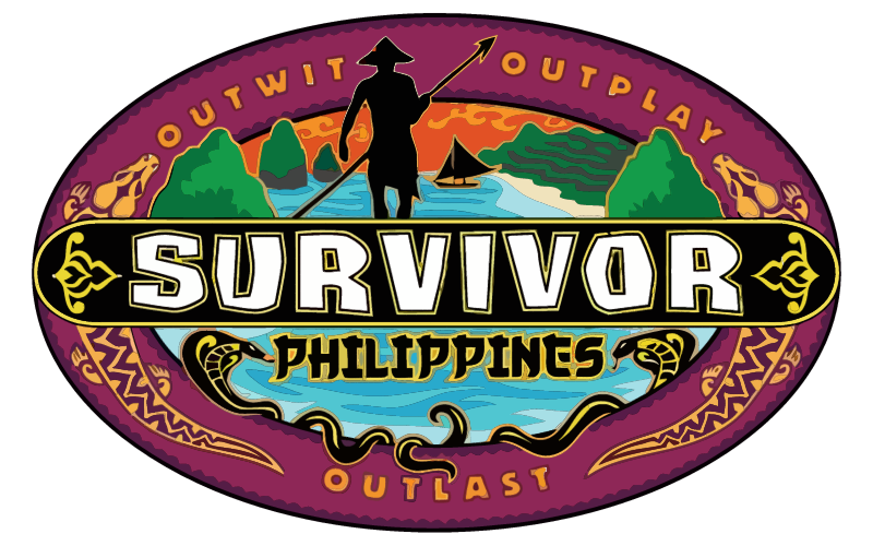 Survivor Philippines vector
