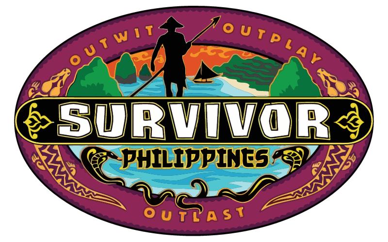 Survivor Philippines vector logo