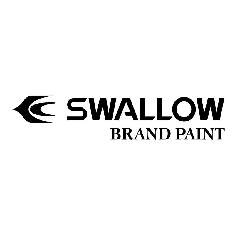 Swallow vector logo
